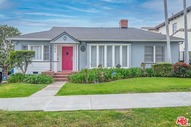 1953 S Durango Ave, Los Angeles, CA 90034 (MLS #21-766152) :: The Sandi Phillips Team