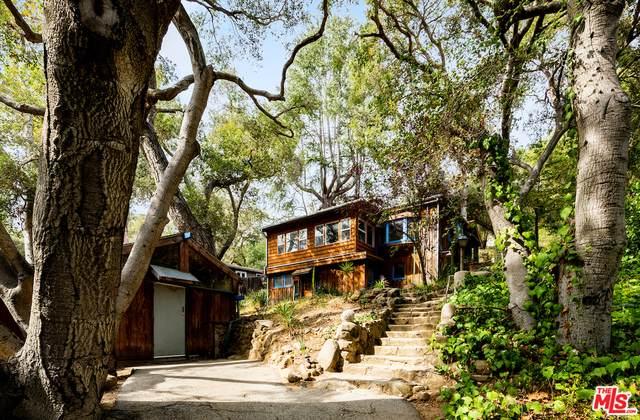 790 Old Topanga Canyon Rd, Topanga, CA 90290 (#21-766280) :: Lydia Gable Realty Group