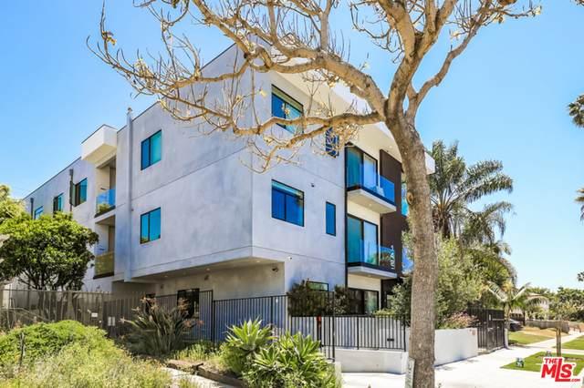 1426 S Hayworth Ave #201, Los Angeles, CA 90035 (MLS #21-766354) :: The Sandi Phillips Team
