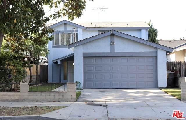 109 E Plymouth St, Long Beach, CA 90805 (MLS #21-766582) :: Zwemmer Realty Group