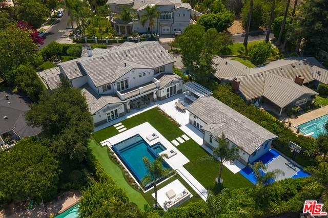 15503 Meadowgate Rd, Encino, CA 91436 (MLS #21-766688) :: Hacienda Agency Inc