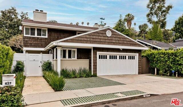 427 Sycamore Rd, Santa Monica, CA 90402 (#21-766768) :: TruLine Realty