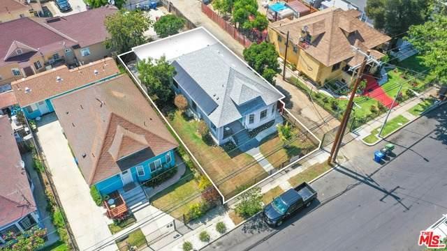 2939 S Catalina St, Los Angeles, CA 90007 (#21-766868) :: Lydia Gable Realty Group