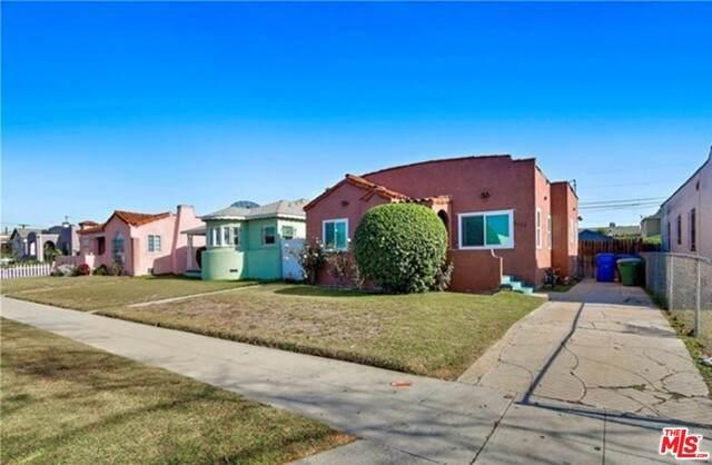 6322 Arlington Ave, Los Angeles, CA 90043 (#21-766918) :: TruLine Realty