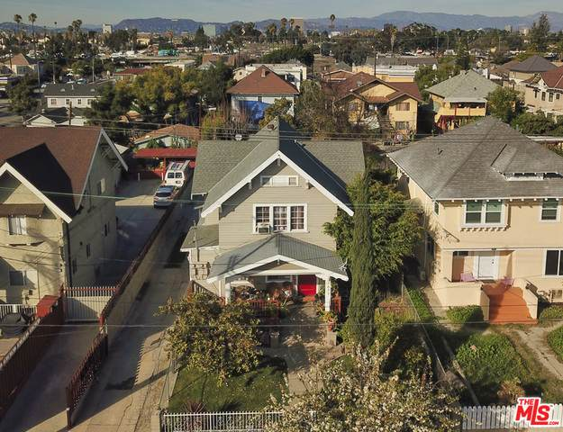 1677 W 24TH St, Los Angeles, CA 90007 (#21-766970) :: TruLine Realty