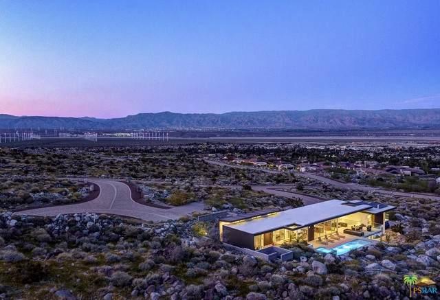 2274 Morning Vista Dr, Palm Springs, CA 92262 (MLS #21-767102) :: The Sandi Phillips Team