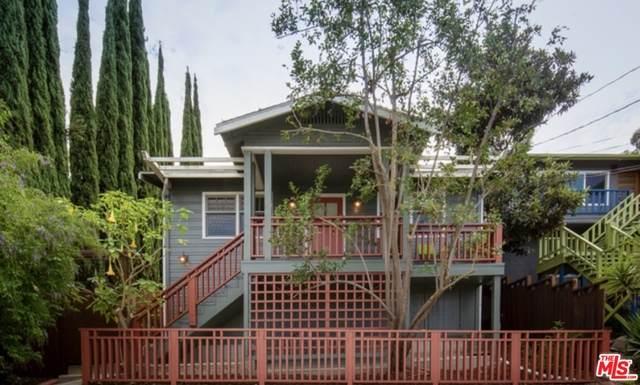 911 Terrace 49, Los Angeles, CA 90042 (#21-767394) :: TruLine Realty