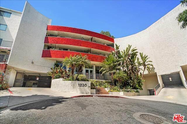 1230 Horn Ave #727, West Hollywood, CA 90069 (MLS #21-767532) :: Hacienda Agency Inc