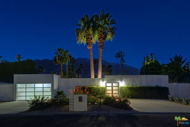 613 S Beverly Dr, Palm Springs, CA 92264 (MLS #21-767580) :: Brad Schmett Real Estate Group