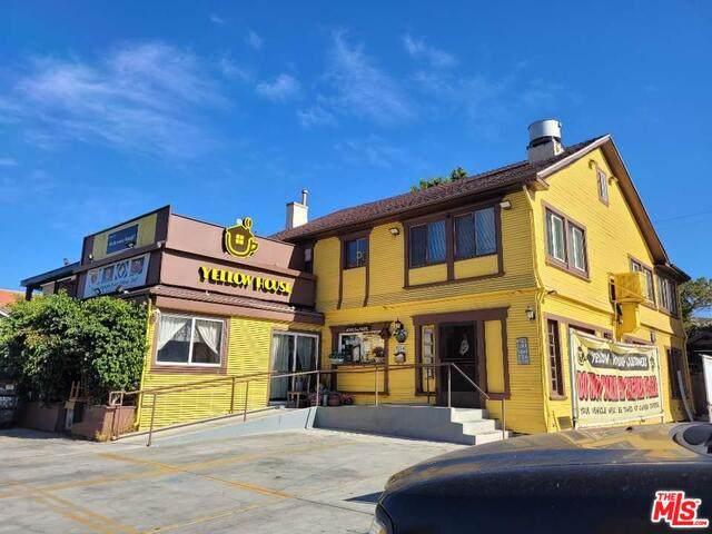 234 S Oxford Ave, Los Angeles, CA 90004 (#21-767786) :: Montemayor & Associates