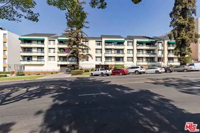 435 S La Fayette Park Pl #302, Los Angeles, CA 90057 (#21-767818) :: TruLine Realty