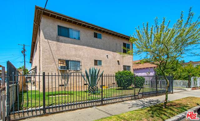 1589 E 47Th St, Los Angeles, CA 90011 (#21-768010) :: TruLine Realty