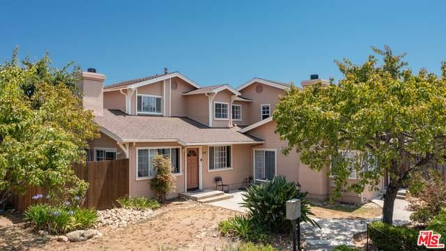 1206 Blanchard St, Santa Barbara, CA 93103 (#21-768086) :: The Grillo Group