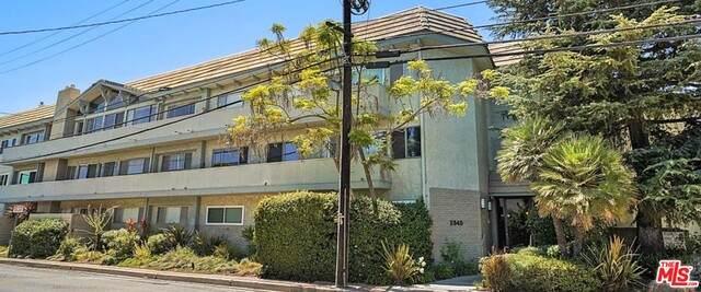 2345 Roscomare Rd #405, Los Angeles, CA 90077 (#21-768136) :: TruLine Realty