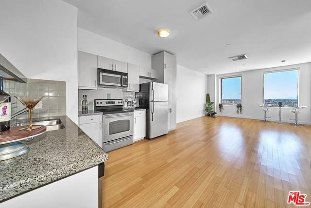 3810 Wilshire Blvd #1009, Los Angeles, CA 90010 (#21-768252) :: TruLine Realty