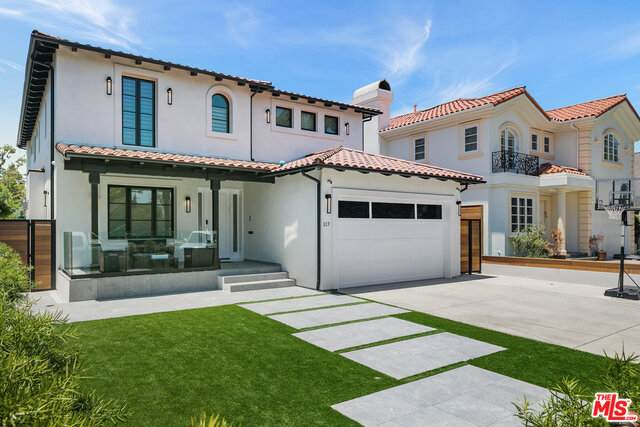 117 N Citrus Ave, Los Angeles, CA 90036 (#21-768334) :: TruLine Realty