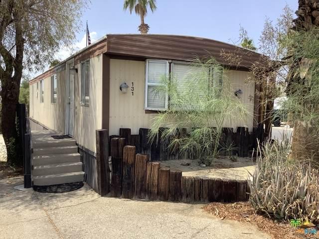 70875 Dillon Rd #131, Desert Hot Springs, CA 92241 (#21-768390) :: Berkshire Hathaway HomeServices California Properties