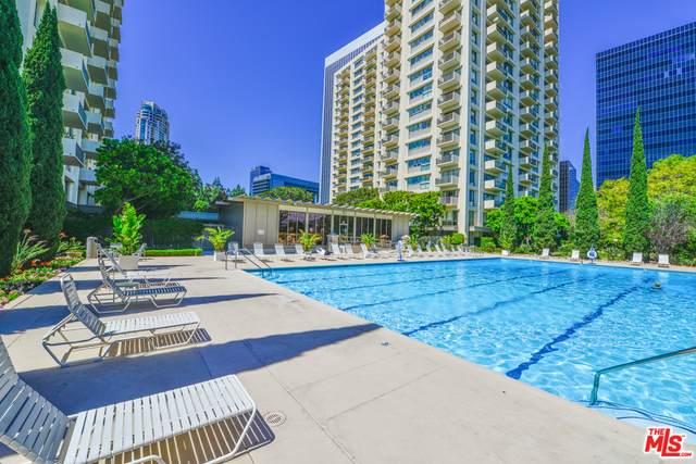 2160 Century Park #111, Los Angeles, CA 90067 (#21-768872) :: TruLine Realty