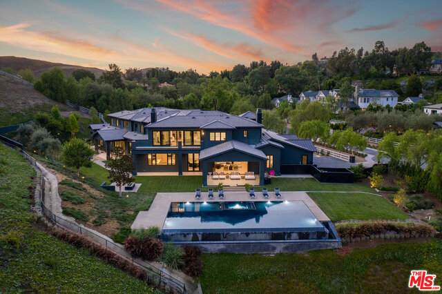 25211 Jim Bridger Rd, Hidden Hills, CA 91302 (MLS #21-768890) :: Mark Wise | Bennion Deville Homes