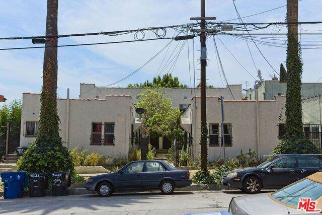 4214 Sunset Dr, Los Angeles, CA 90027 (#21-768946) :: TruLine Realty