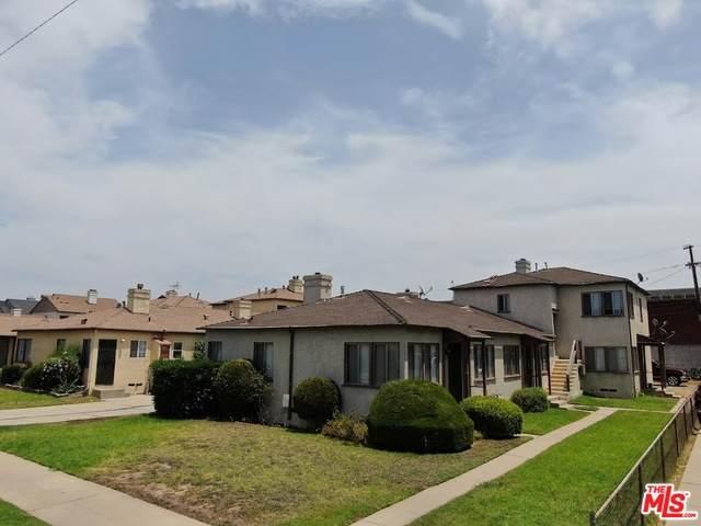 S Harvard Blvd, Gardena, CA 90247 (#21-769066) :: Lydia Gable Realty Group