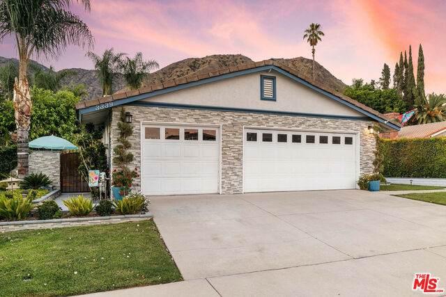 3339 Tannencrest Dr, Duarte, CA 91010 (MLS #21-769108) :: The John Jay Group - Bennion Deville Homes
