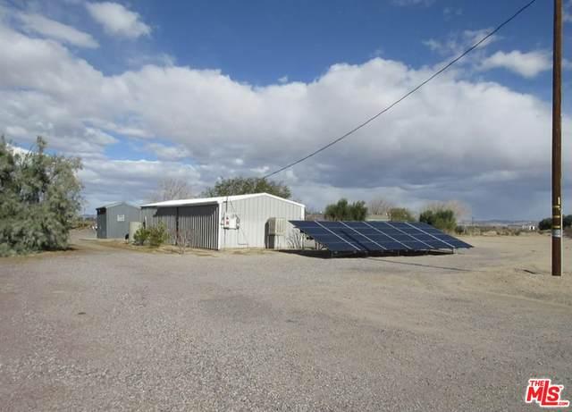 45600 Silver Valley Rd, Newberry Springs, CA 92365 (#21-770706) :: The Pratt Group