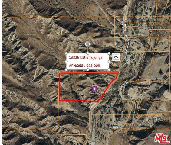 0 13326 Little Tujunga Canyon Rd, Los Angeles, CA 91342 (#21-771284) :: Vida Ash Properties   Compass
