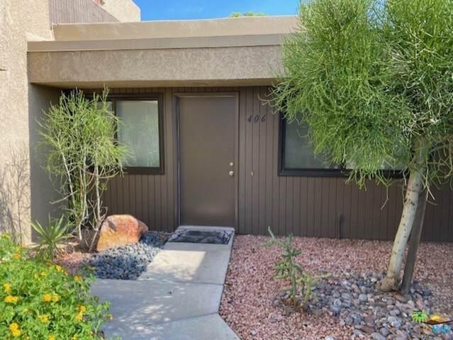 406 Bradshaw Ln, Palm Springs, CA 92262 (MLS #21-771692) :: Mark Wise | Bennion Deville Homes