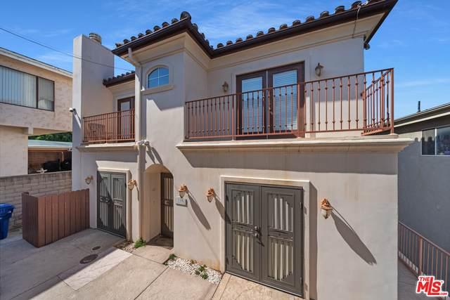 718 W 28Th St, San Pedro, CA 90731 (MLS #21-772002) :: Zwemmer Realty Group
