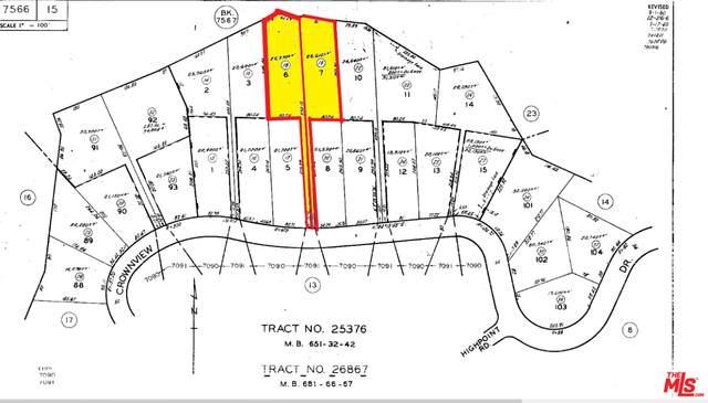 0 Crownview Dr, Rancho Palos Verdes, CA 90275 (MLS #21-772470) :: Mark Wise | Bennion Deville Homes