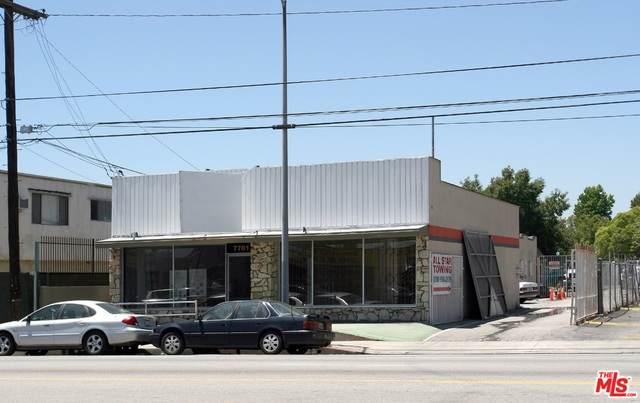 7701 Sepulveda Blvd, Van Nuys, CA 91405 (#21-773126) :: The Pratt Group