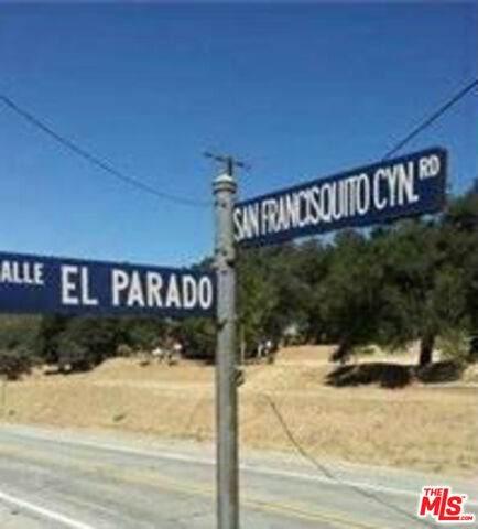0 Vac/Calle El Parado/Vic, Green Valley, CA 91350 (MLS #21-773358) :: Zwemmer Realty Group