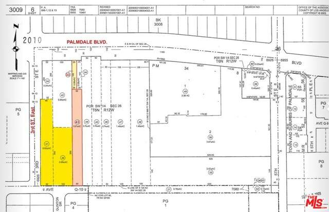 0 Vac/Ave Q10/Vic 3Rd Ste, Palmdale, CA 93550 (#21-774612) :: Randy Plaice and Associates