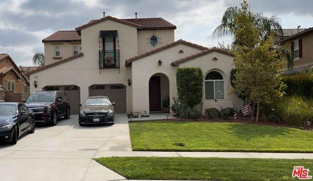 7181 Sunnyside Pl, Rancho Cucamonga, CA 91739 (#21-774632) :: Montemayor & Associates
