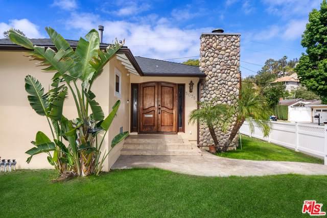 5075 Canoga Ave, Woodland Hills, CA 91364 (#21-774842) :: Randy Plaice and Associates