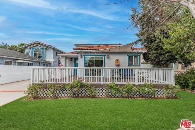1741 Fern Ave, Torrance, CA 90503 (#21-775136) :: Lydia Gable Realty Group