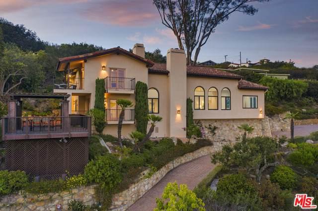1300 Dover Hill Rd, Santa Barbara, CA 93103 (#21-776634) :: Vida Ash Properties | Compass