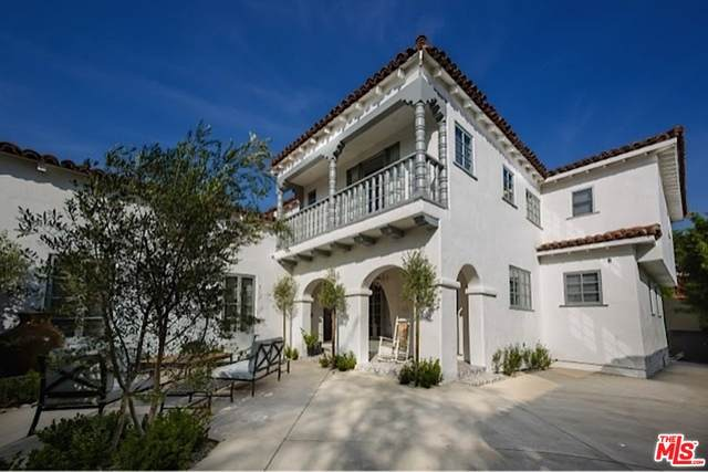 336 S El Camino Dr, Beverly Hills, CA 90212 (#21-781774) :: TruLine Realty