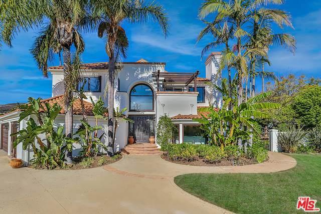 29675 Harvester Rd, Malibu, CA 90265 (MLS #21-782304) :: Zwemmer Realty Group