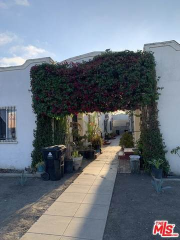 S Address Not Published Blvd, Los Angeles, CA 90016 (#21-784518) :: TruLine Realty