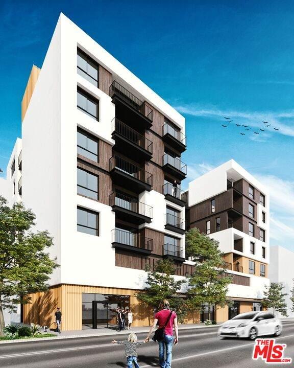 1517 W 8Th St, Los Angeles, CA 90017 (#21-784786) :: Vida Ash Properties | Compass
