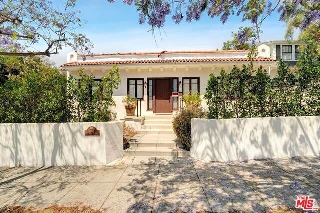 1601 N Vista St, Los Angeles, CA 90046 (#21-785910) :: The Grillo Group