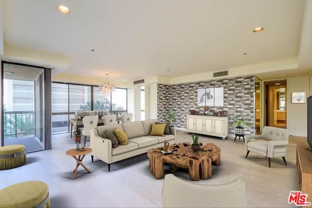 10750 Wilshire Blvd #403, Los Angeles, CA 90024 (#21-786262) :: Compass