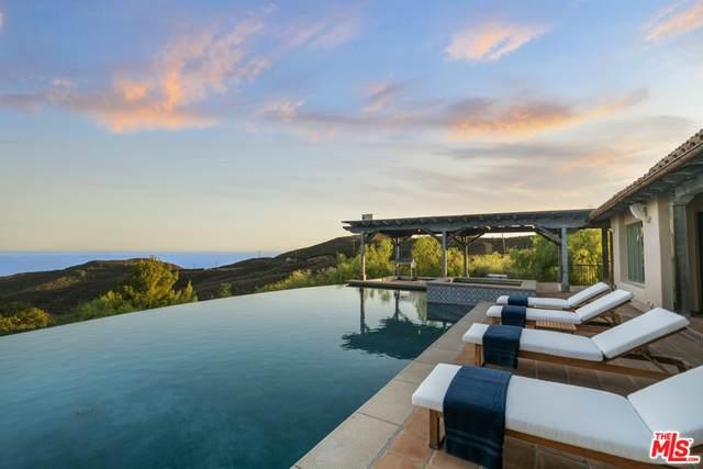 1401 Corral Canyon Rd, Malibu, CA 90265 (MLS #21-786412) :: Mark Wise | Bennion Deville Homes