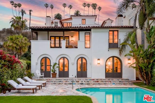 1020 Palisades Beach Rd, Santa Monica, CA 90403 (MLS #21-786650) :: Mark Wise | Bennion Deville Homes