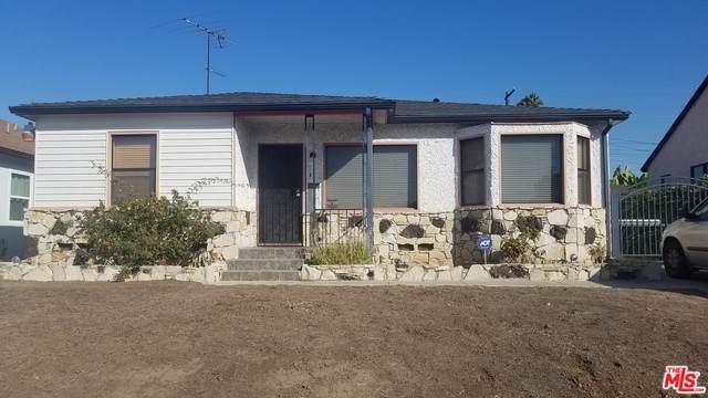 2133 W 111TH St, Los Angeles, CA 90047 (#21-786730) :: The Pratt Group