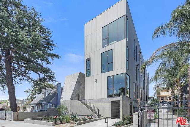 1245 N Gower St, Los Angeles, CA 90038 (MLS #21-787304) :: Mark Wise | Bennion Deville Homes