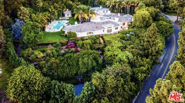 911 Loma Vista Dr, Beverly Hills, CA 90210 (#21-788340) :: Compass