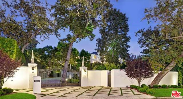 300 Stone Canyon Rd, Los Angeles, CA 90077 (#21-788448) :: Compass